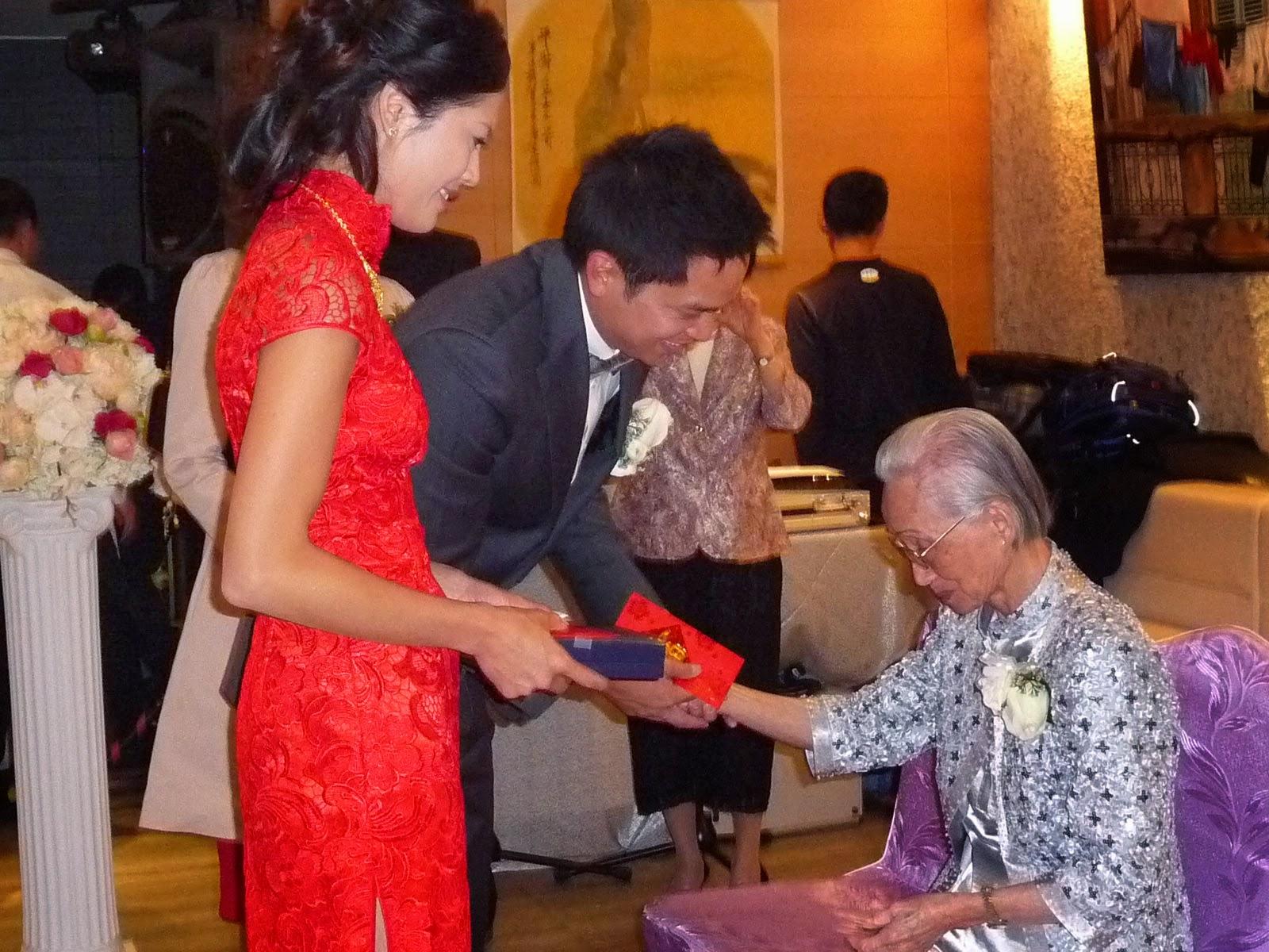 Thu and richard wedding