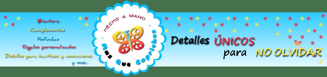 MasQueCaprichos - Hecho a Mano