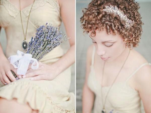 """Hoa cưới đẹp 1 màu """" ton sur ton"""" không hề đơn điệu10"""