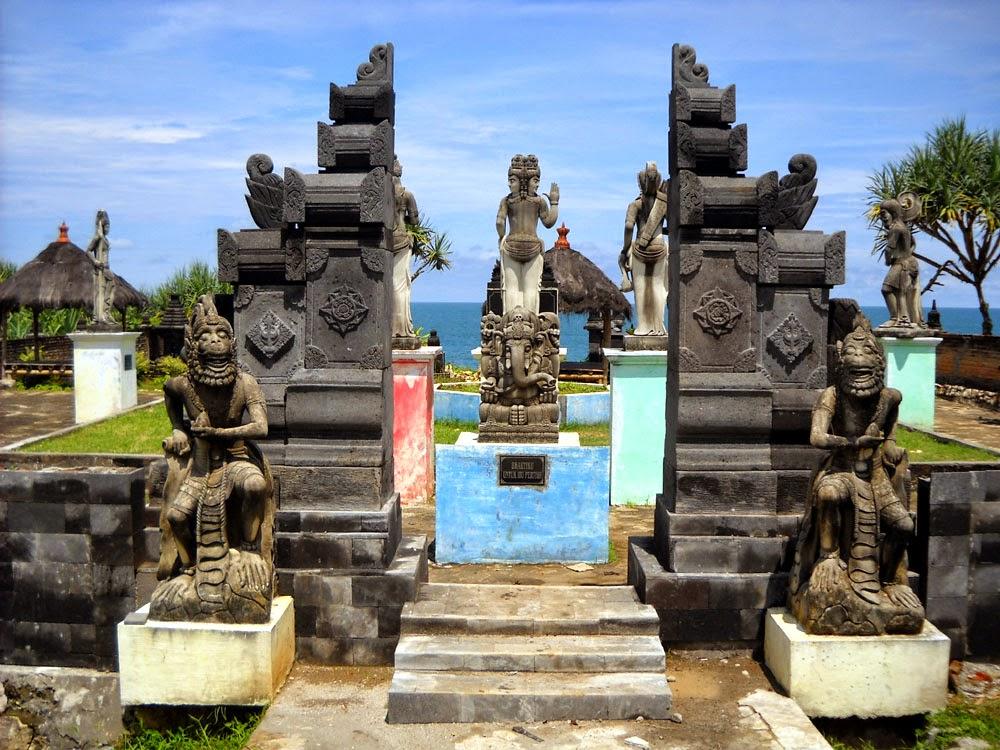 Tempat Wisata Pilihan Pantai Ngobaran Yogyakarta