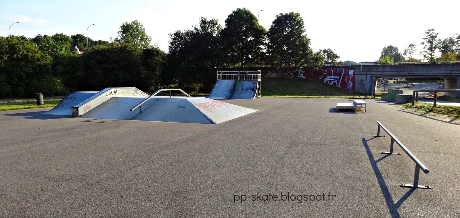 skate park dourdan