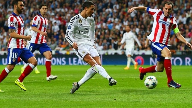 Real Madrid vs Atletico Madrid Leg-2 8 Besar Liga    Champion