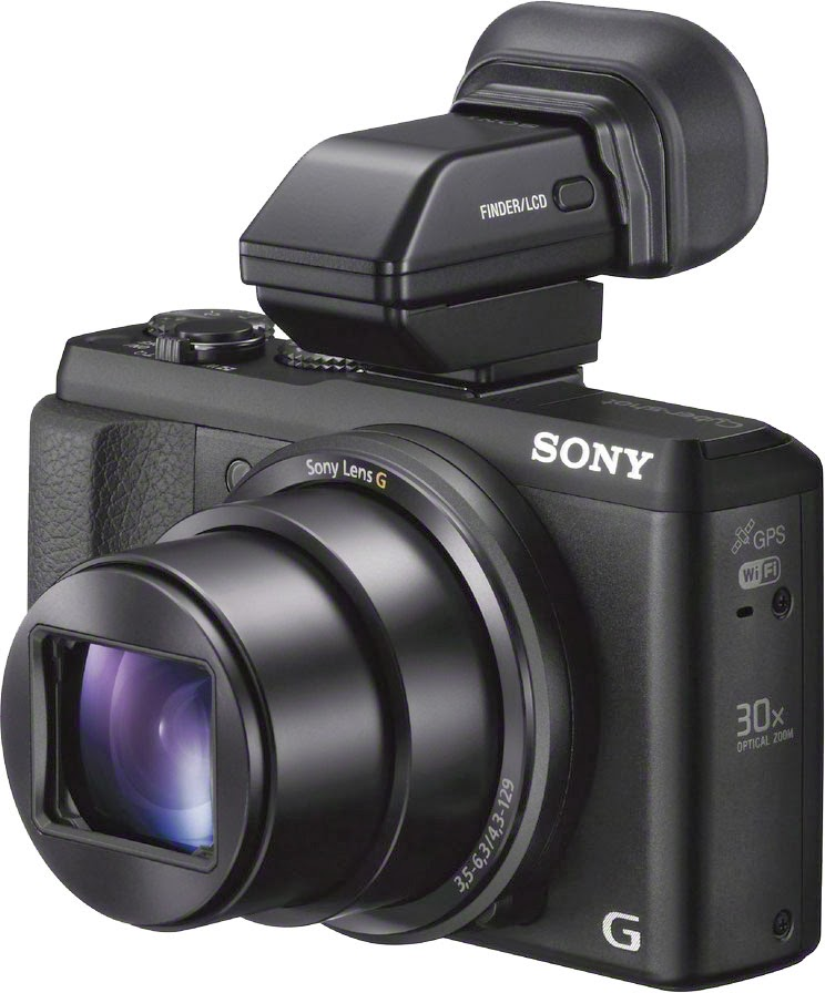 New Sony Cyber-shot DSC-HX50V, sweep panorama, art filter, full HD video, new digital camera