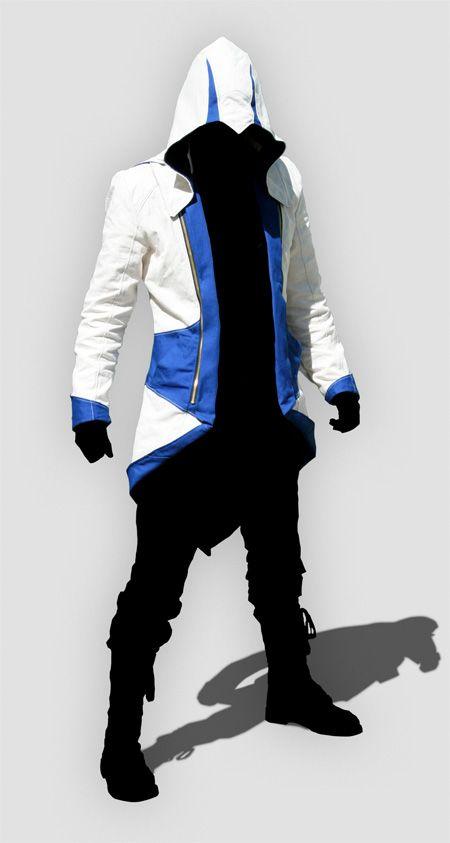 Pixfunpix: Real Life Assassin's Creed Jacket