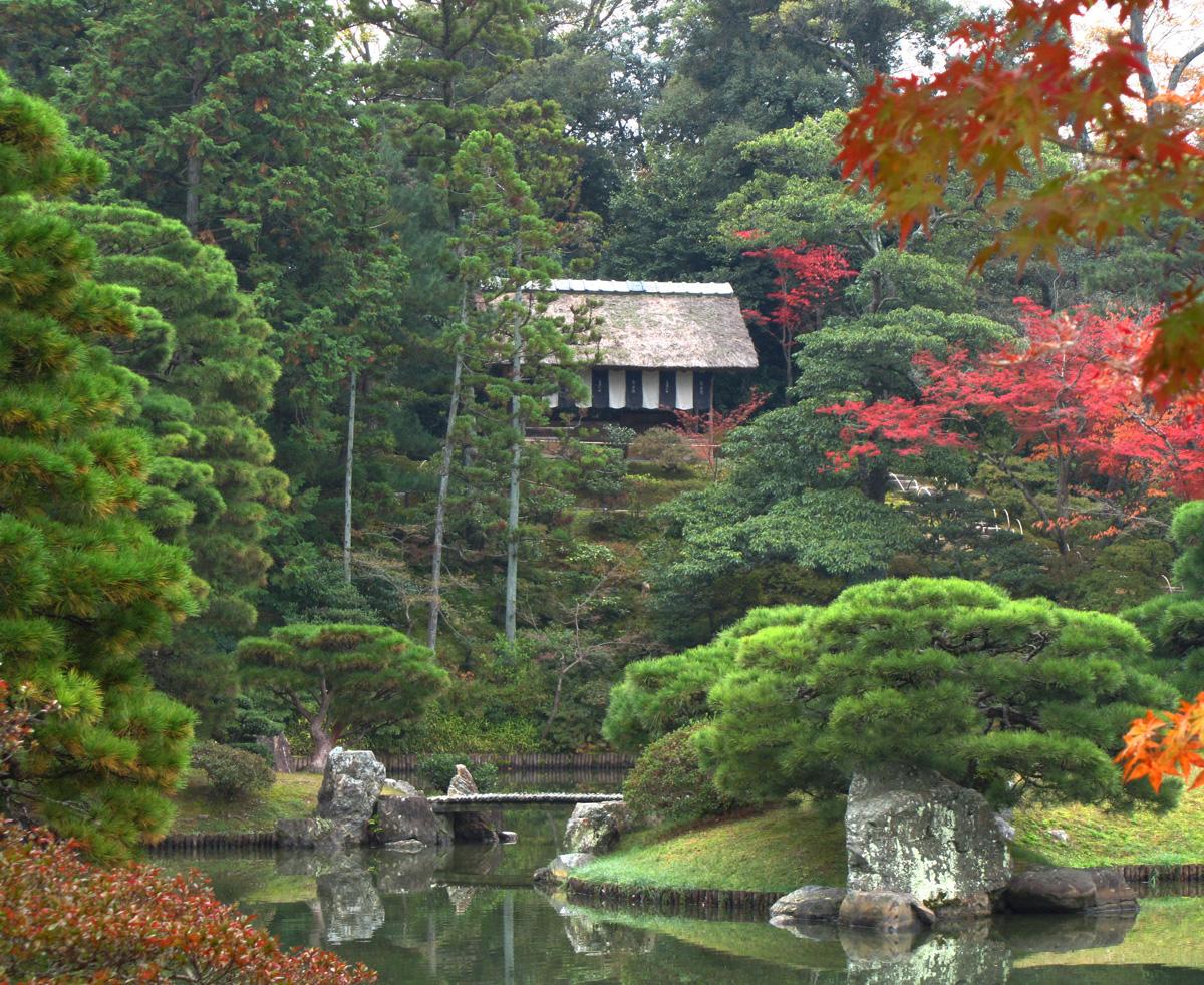 Jardines de la villa imperial katsura arquiscopio archivo for Jardin de la villa