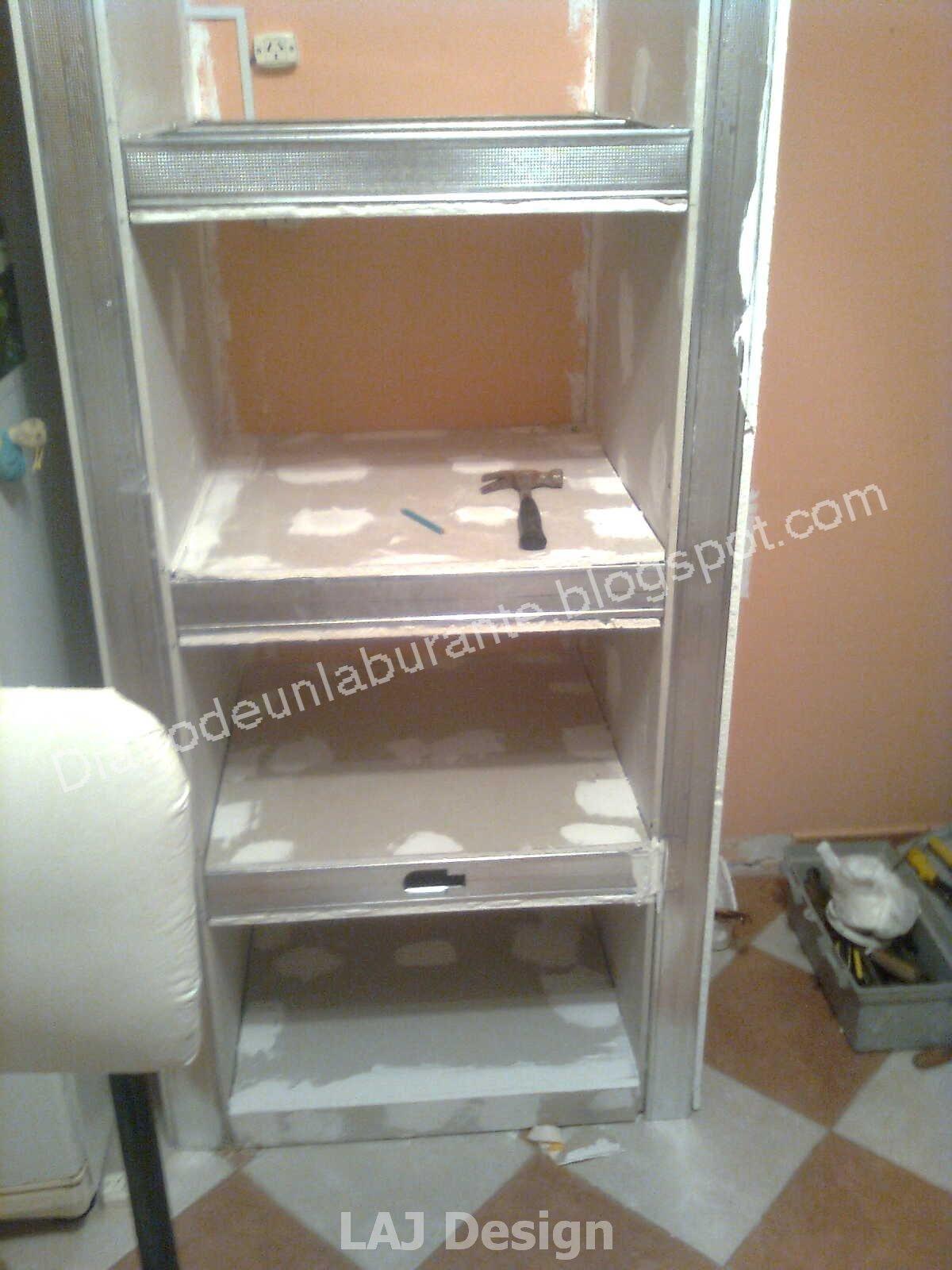 Como hacer un mueble de parte 1 reutiliza como hacer for Partes de un mueble de cocina
