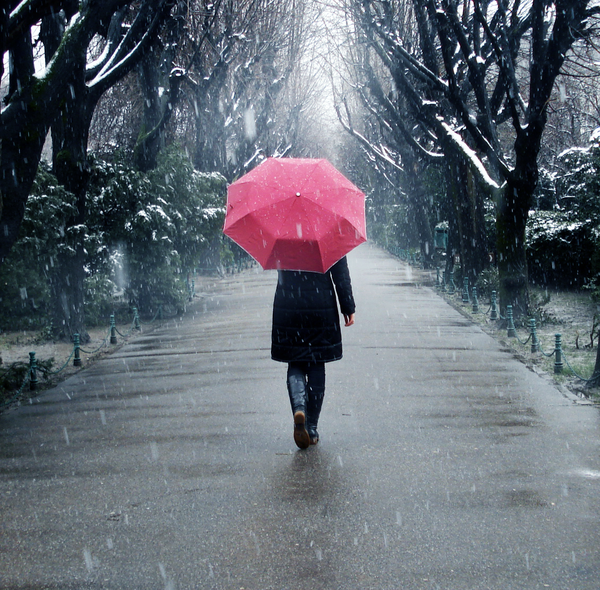 A Lonely Rainy Day.... | I'm So Lonely...