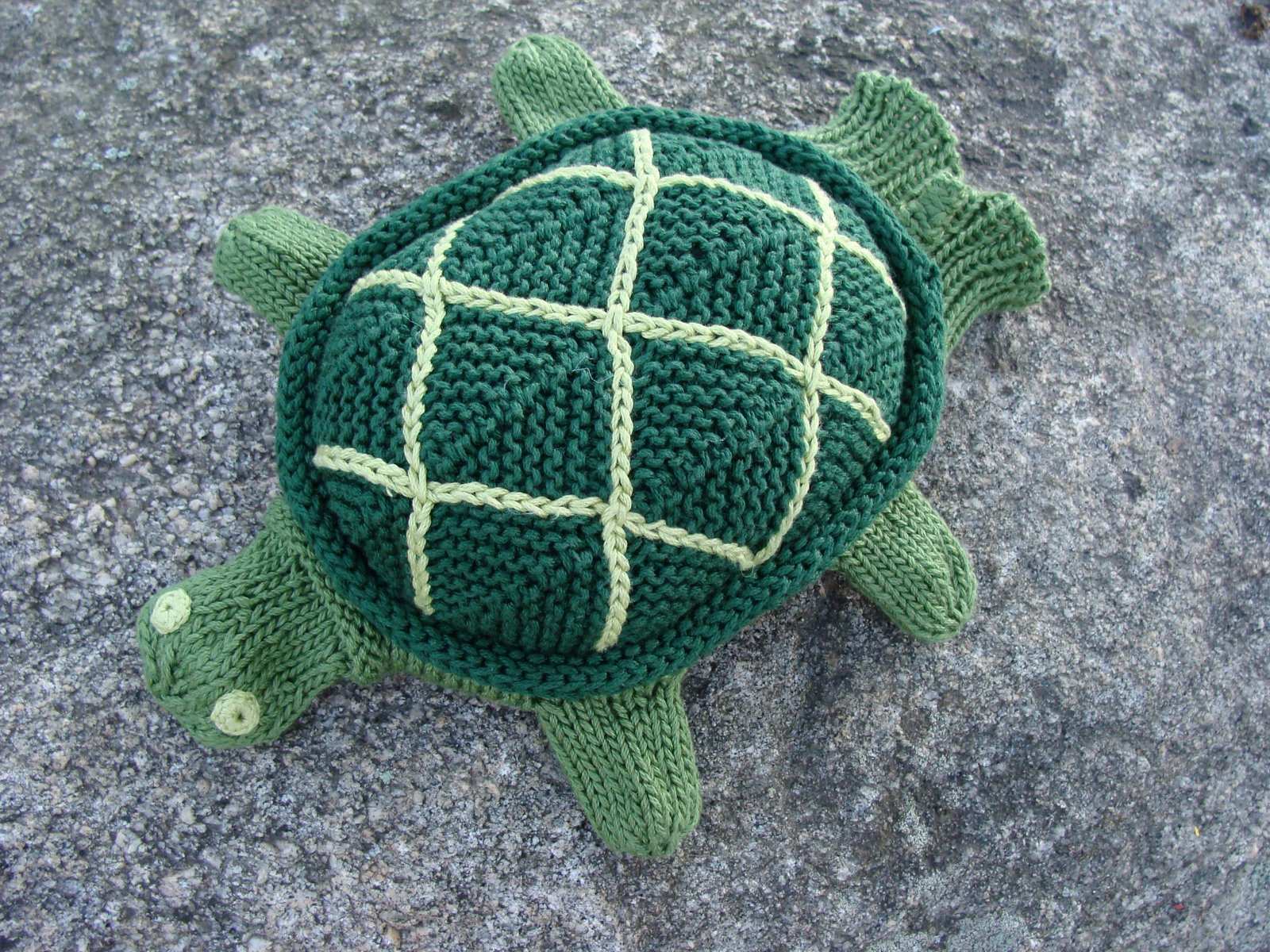 Knitted Turtle Pattern : The Mermaids Purse: Glove Puppet Knitting Patterns and Tutorials