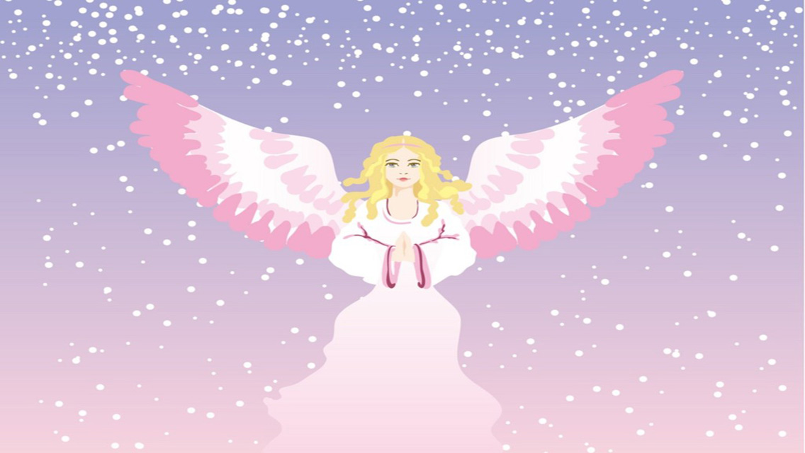 christmas angels hd wallpapers for iphone wallpapers for