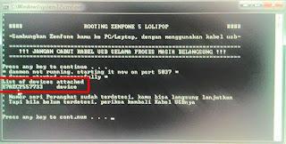 Tutorial Root +Unroot Asus Zenfone 5 Lollipop 5.0+