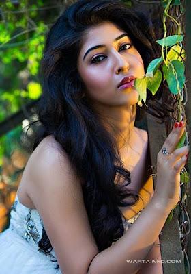 Foto cantik Sonarika Bhadoria Artis Pemeran Dewi Parwati di Mahadewa