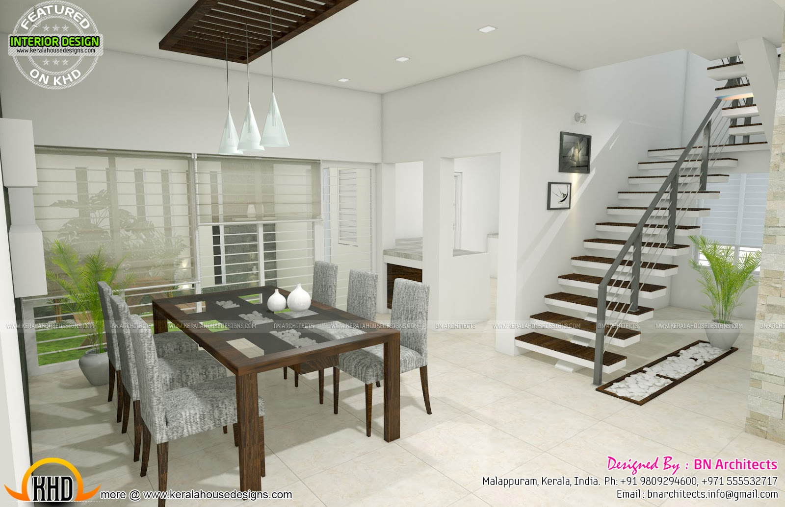 Front Elevation Design For First Floor : All in one house elevation floor plan and interiors