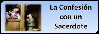 La única confesión que vale es con un Sacerdote Católico