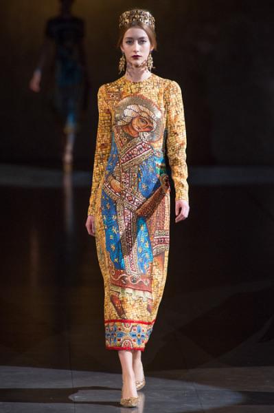 O Império Bizantino de Dolce   Gabbana ( The Byzantine Empire of Dolce    Gabbana ) 48aa5e7aa3