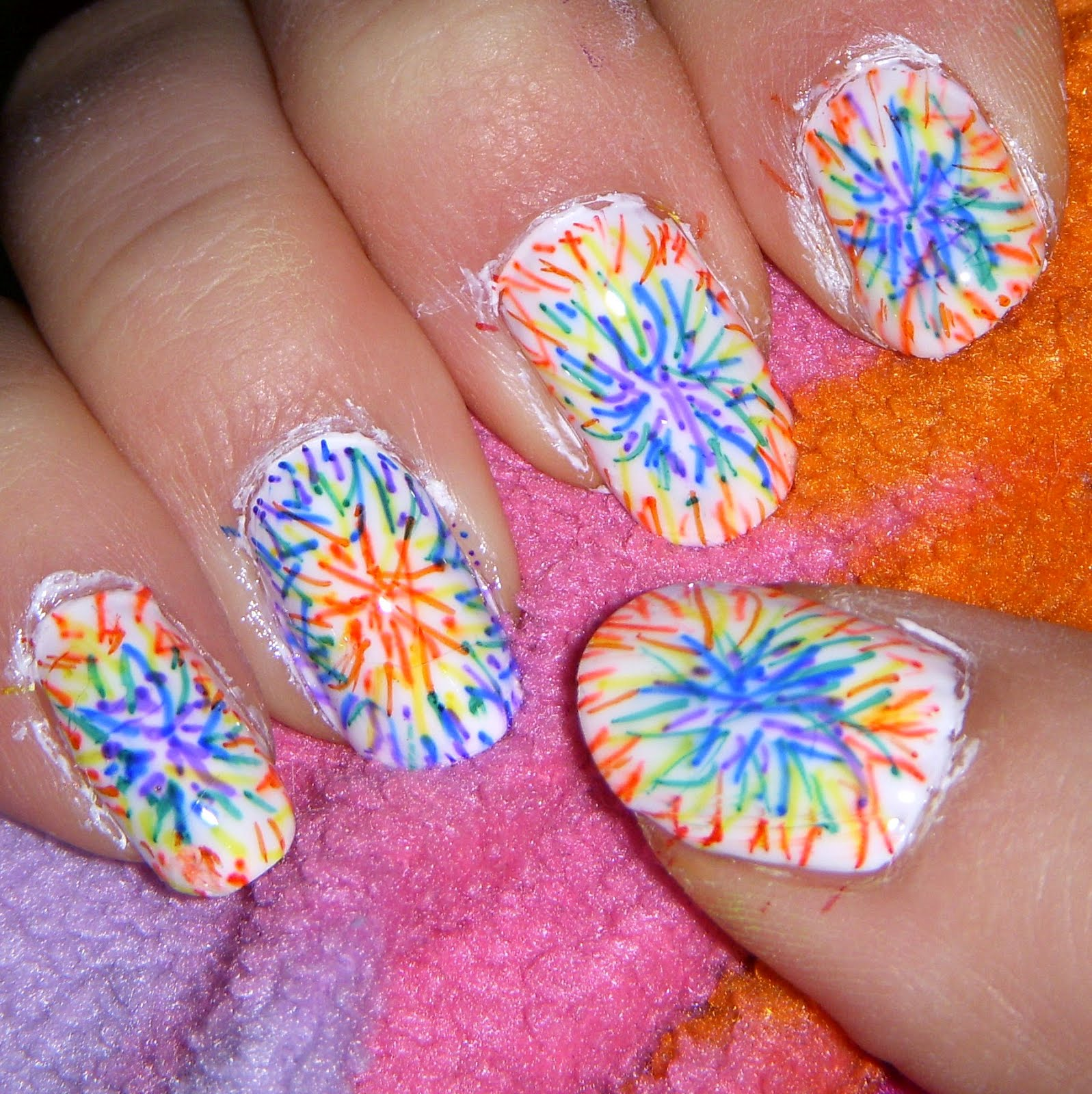 Quixiis nails 030912 cheater tie dye nails 030912 cheater tie dye nails prinsesfo Image collections