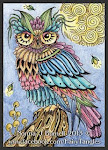 Norma J Burnell&#39;sFirefly Friends Owl: