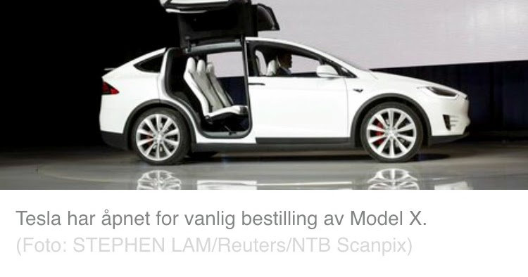 tesla model x norway norwegian tmx configuration open. Black Bedroom Furniture Sets. Home Design Ideas