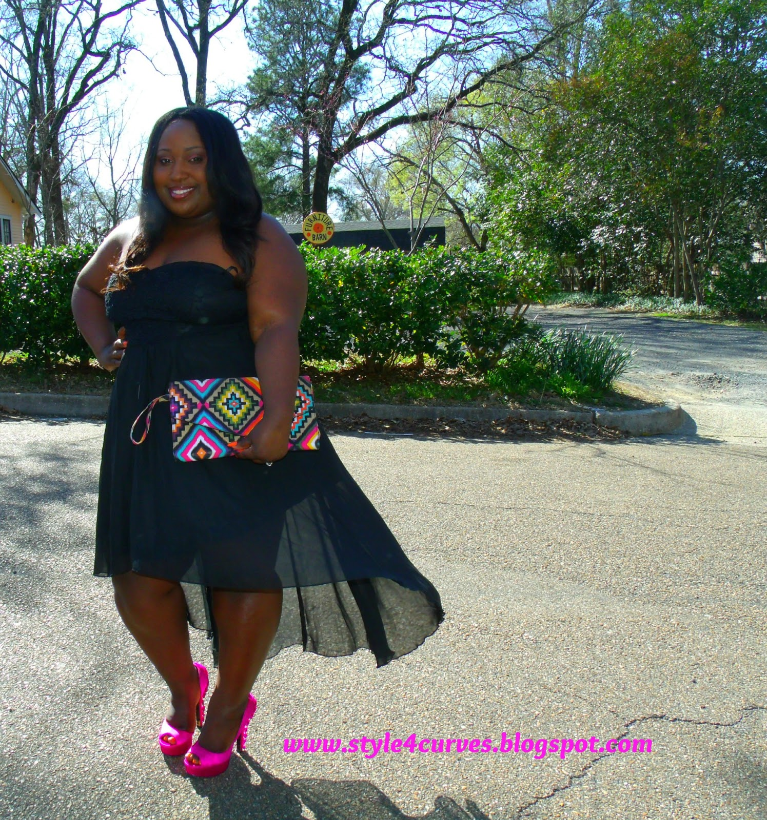 style 4 for the curvy confident march 2013