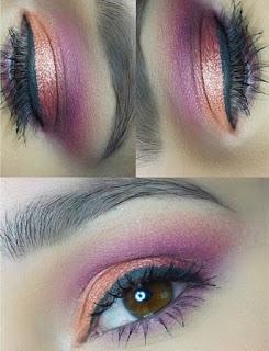 bh cosmetics look