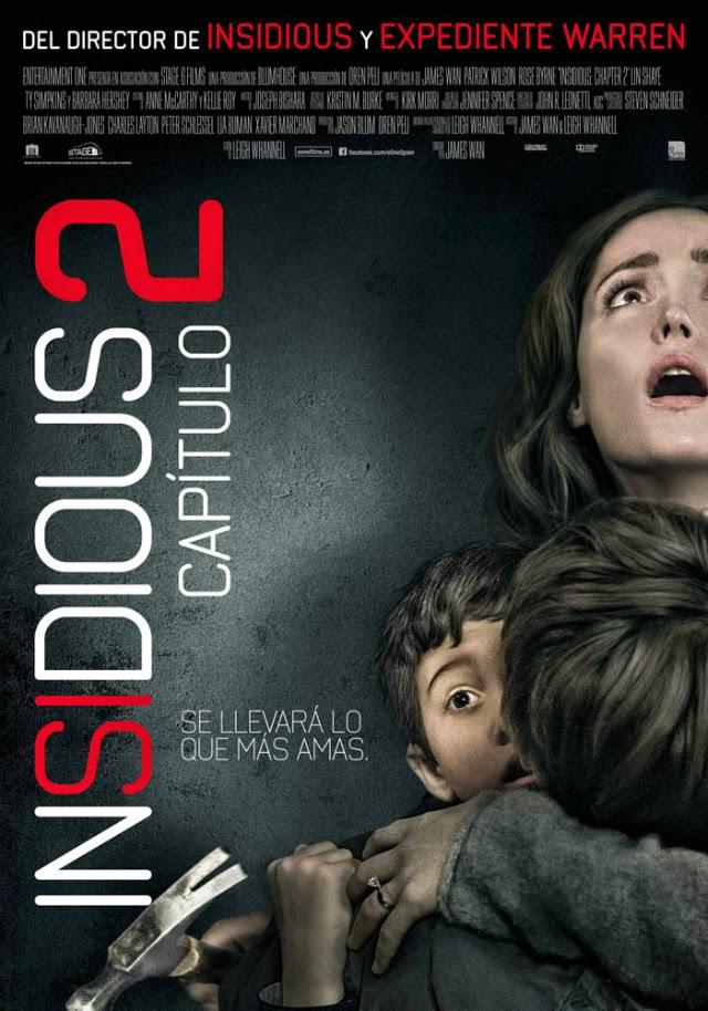 La película Insidious: Chapter 2 ( Insidious: Capítulo 2 )