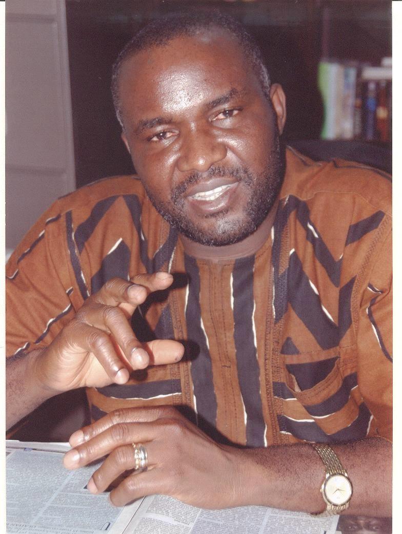 Comrade Emmanuel Onwubiko