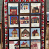 Houses and Verses BOM Quilt