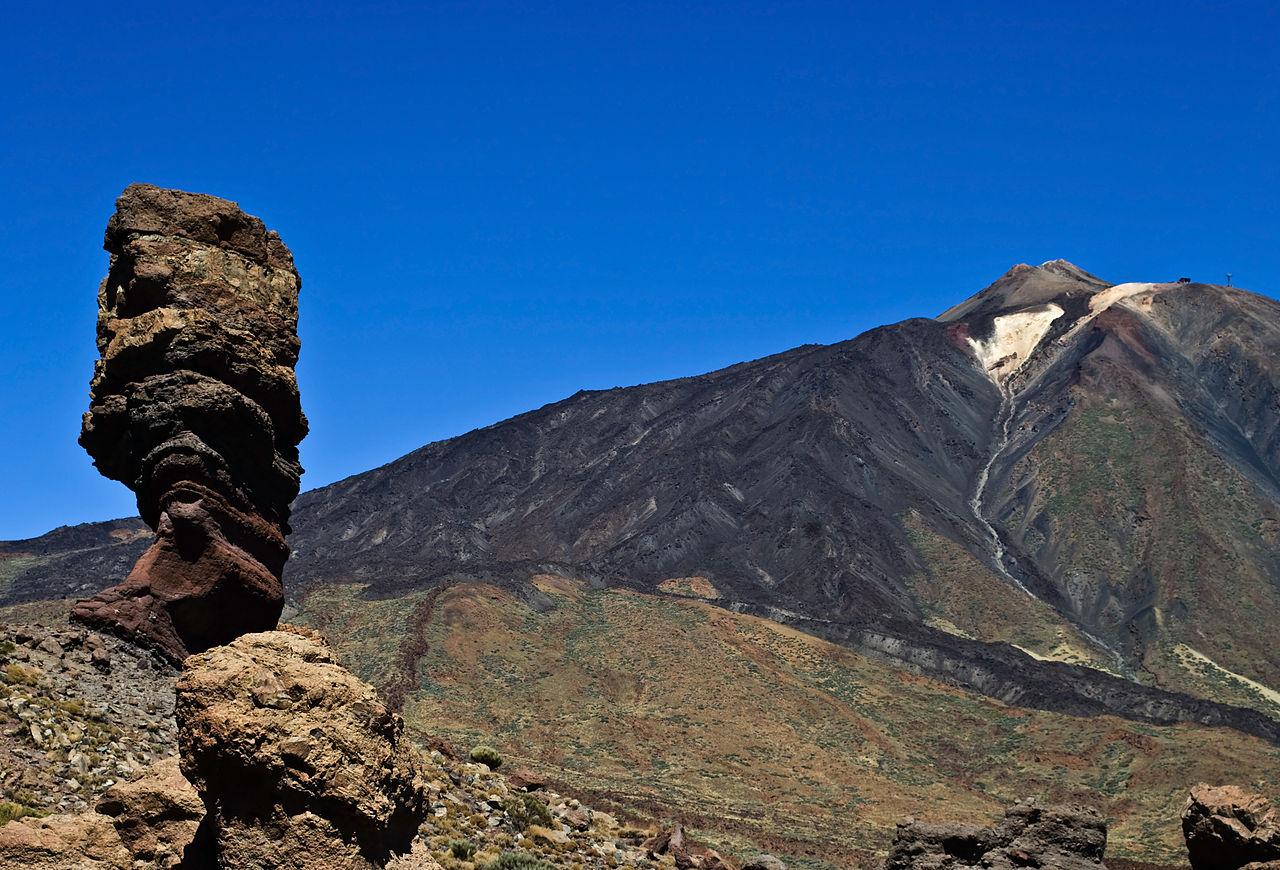 Mount Teide, Tenerife - Spain  Tourist Destinations