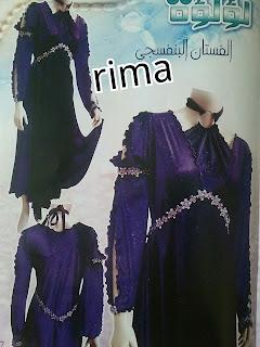 gandoura catifa magazine marwa en photo