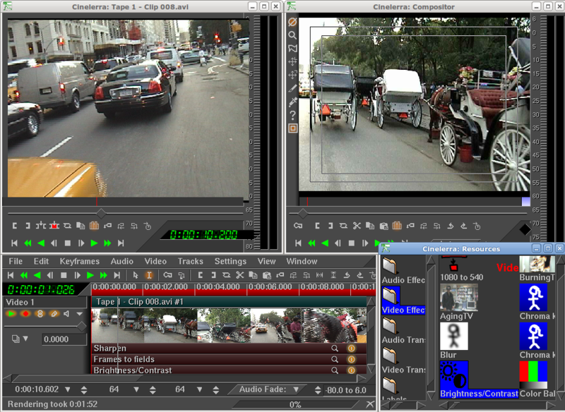 Best 6 Professional Video Editing Software