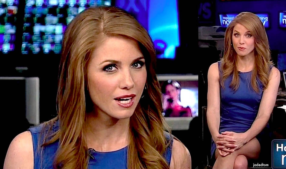A Look at Unbelievably Hot News Anchor Jenna Lee