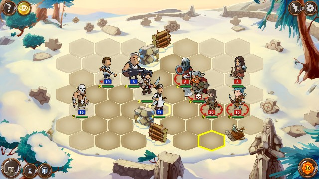 Braveland Pirate PC Games Gameplay