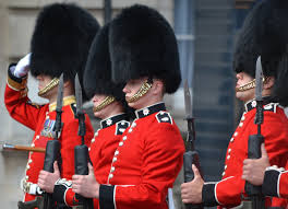 buckingham palace guards cool things shared on facebook