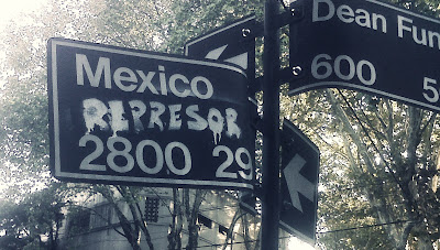 México represor