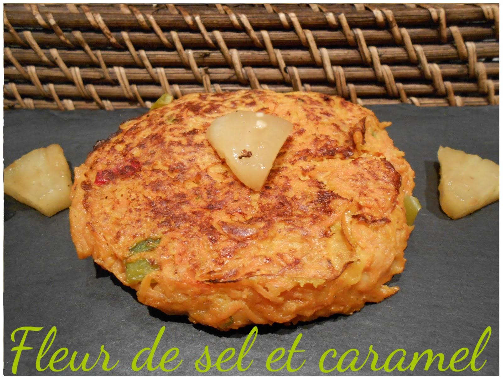 Fleur de sel et caramel galettes de carottes aux pices - Fleur de sel aux epices grillees ...