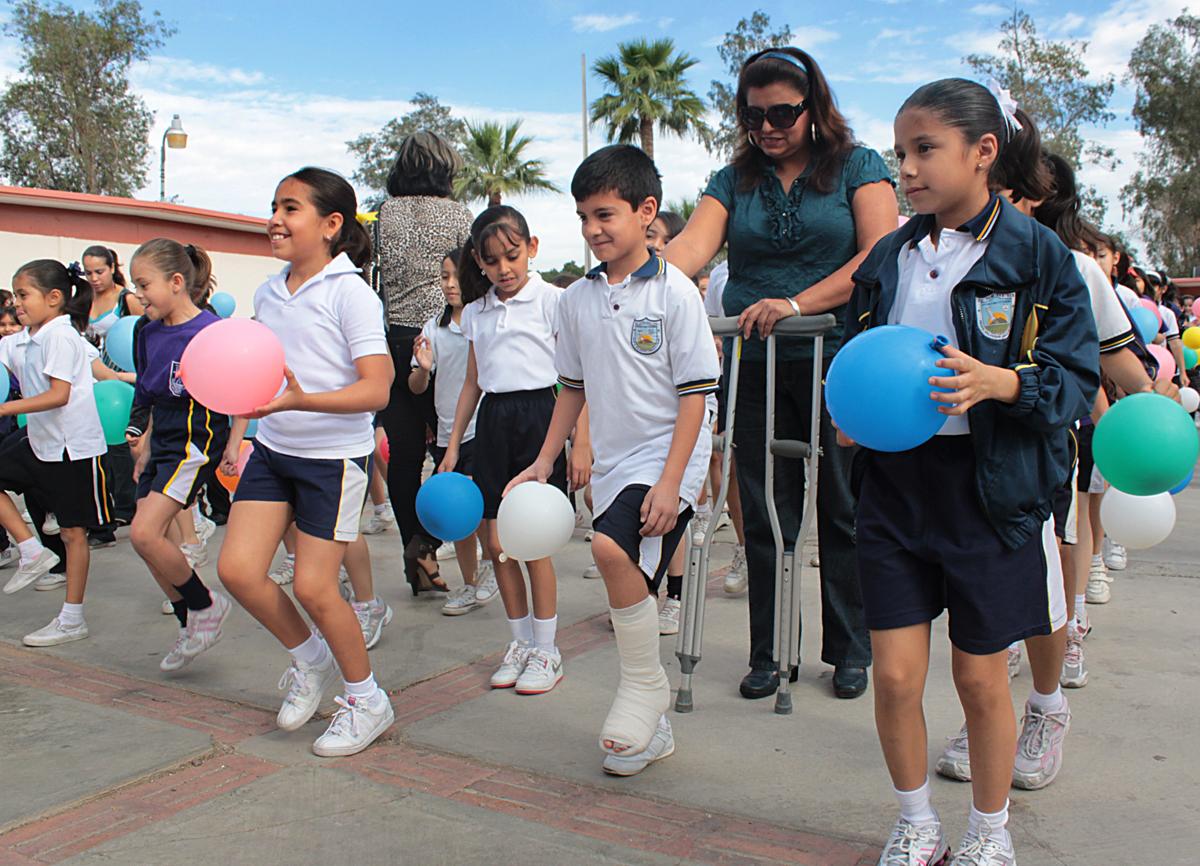 Educaci n bc ganan maestros concurso de activaci n f sica for Concurso para maestros