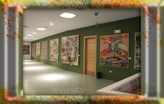 El Rivismo en la Universidad de Castilla-La Mancha. Exposición de Ramón Rivas