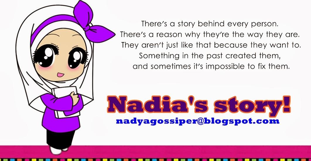 nadia's story!