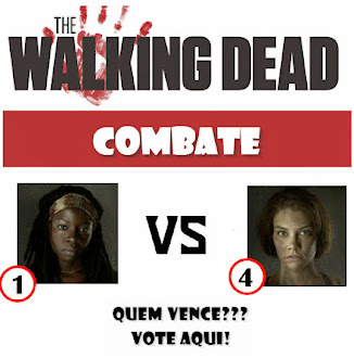 The Walking Dead COMBATE