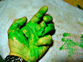 Pasien berdarah hijau - www.jurukunci.net
