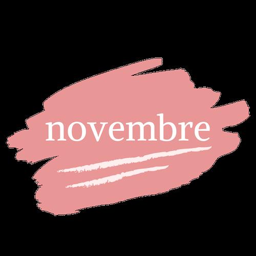 novembre - quina alifa
