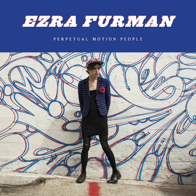 EZRA FURMAN - Perpetual motion picture (2015)