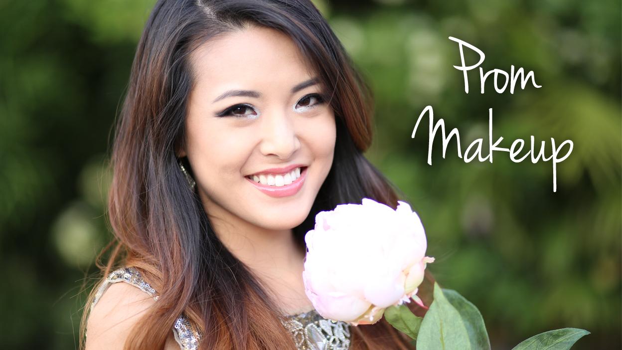 Smokey Eye Prom Makeup Tutorial From Head To Toe