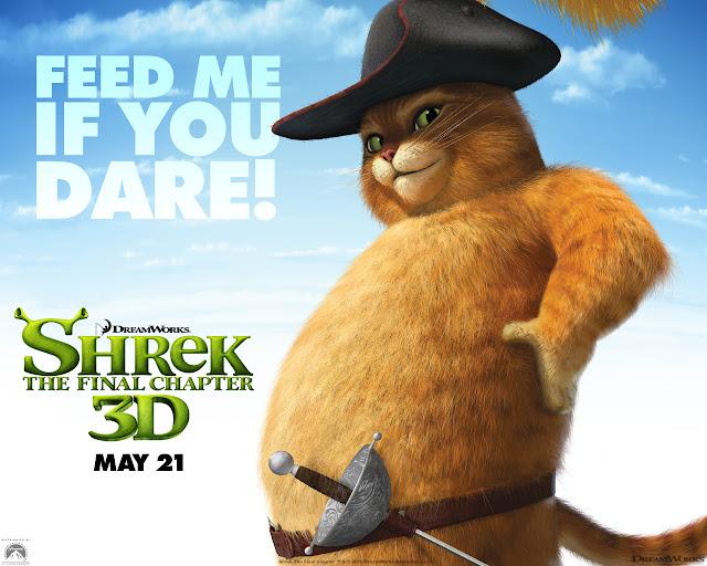 Puss In Boots Shrek6