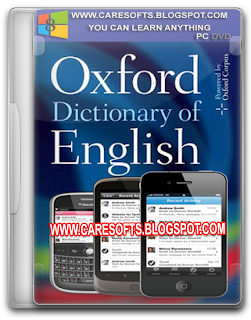 BlackBerry Oxford English Dictionary Free Download