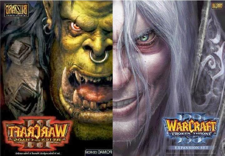 which is better, reign of chaos or frozen throne ...