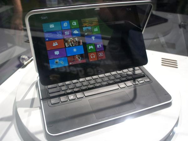 Dell XPS 10 Dilengkapi Windows 8