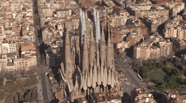 temple of the sagrada familia in barcelona in 2026. Black Bedroom Furniture Sets. Home Design Ideas