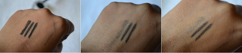maybelline gel liner blackest black eyestudio lasting drama eyeliner makeup eotd reviews swatches