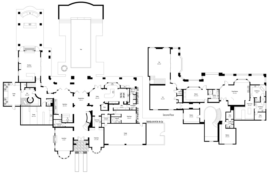 Family Compound House Plans Gallery For Gt Family