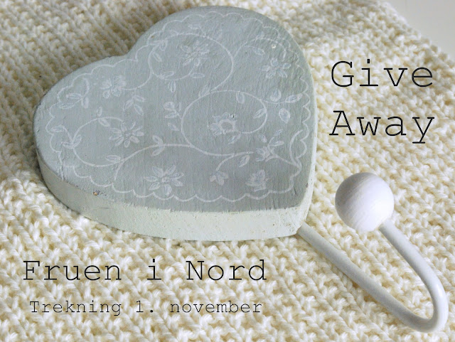 Give Away hos Fruen i Nord